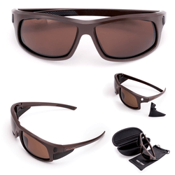 Тактические очки Cold Steel Battle Shades Mark-I (Matte Brown) EW13M