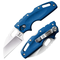 Складной нож Cold Steel Tuff Lite Plain Edge (Blue) 20LTB