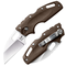Складной нож Cold Steel Tuff Lite Plain Edge (Dark Earth) 20LTF