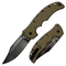 Складной нож Cold Steel Recon 1 Clip Point (OD Green) 27TLCVG